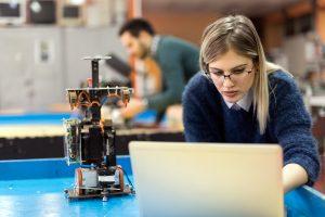 Study Computer Engineering abroad - Robotics